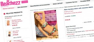 Beachezz Magento multi-shop