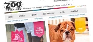Mailchimp nieuwsbrief ZOO Adventure
